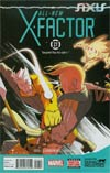 All-New X-Factor #17 (AXIS Tie-In)