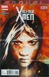 All-New X-Men Annual #1 Cover A Regular Andrea Sorrentino Cover (Secret Life Of Eva Bell Part 2)