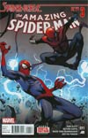 Amazing Spider-Man Vol 3 #11 Cover A Regular Olivier Coipel Cover (Spider-Verse Tie-In)