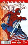 Amazing Spider-Man Vol 3 Annual #1 Cover A Regular Brandon Peterson Cover
