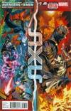 Avengers & X-Men AXIS #7 Cover A Regular Jim Cheung Cover