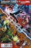 Avengers & X-Men AXIS #8 Cover A Regular Jim Cheung Cover