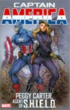 Captain America Peggy Carter Agent Of S.H.I.E.L.D. #1