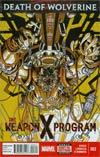 Death Of Wolverine Weapon X Program #3