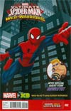 Marvel Universe Ultimate Spider-Man Web Warriors #2