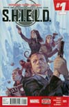 S.H.I.E.L.D. Vol 4 #1 Cover A Regular Julian Totino Tedesco Cover