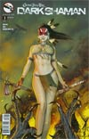 Grimm Fairy Tales Presents Dark Shaman #3 Cover C Ted Hammond