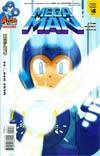 Mega Man Vol 2 #44 Cover A Regular Patrick Spaz Spaziante Cover