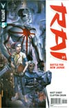 Rai Vol 2 #5 Cover A Regular Clayton Crain Cover