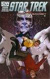 Star Trek (IDW) #40 Cover A Regular Tony Shasteen Cover