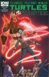 Teenage Mutant Ninja Turtles Ghostbusters #3 Cover A Regular Dan Schoening Cover