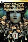 Battlestar Galactica Death Of Apollo #1 Cover B Variant Dietrich Smith Cover