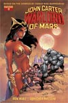 John Carter Warlord Of Mars Vol 2 #2 Cover A Regular Ed Benes Cover