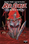 Red Sonja Black Tower #4 Cover A Regular Amanda Conner Cover