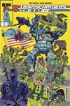 Transformers vs GI Joe Vol 1 TP