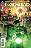 Green Lantern New Gods Godhead #1 Cover B Incentive Lee Weeks Variant Cover (Godhead Act 1 Part 1)