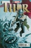 Thor Vol 4 #1 Cover E Incentive Fiona Staples Variant Cover