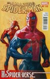Amazing Spider-Man Vol 3 #7 Cover C Incentive Gary Choo Variant Cover (Edge Of Spider-Verse Tie-In)