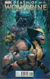 Death Of Wolverine #4 Cover D Variant Greg Land Final Wolverine Cover