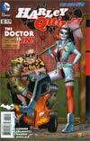 Harley Quinn Vol 2 #5 Cover C 2nd Ptg Amanda Conner Variant Cover