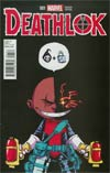 Deathlok Vol 5 #1 Cover B Variant Skottie Young Baby Cover