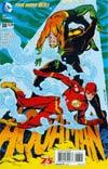 Aquaman Vol 5 #38 Cover B Variant Steve Rude Flash 75th Anniversary Cover