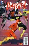 Batgirl Vol 4 #38 Cover B Variant Aaron Lopresti Flash 75th Anniversary Cover