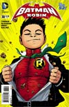 Batman And Robin Vol 2 #38 Cover A 1st Ptg Regular Patrick Gleason Cover