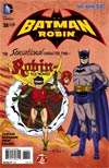 Batman And Robin Vol 2 #38 Cover B Variant Dave Bullock Flash 75th Anniversary Cover