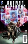 Batman Superman #18 Cover A Regular Ardian Syaf Cover