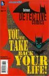 Detective Comics Vol 2 #38 Cover A Regular Francis Manapul Cover