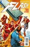 Flash Vol 4 #38 Cover B Variant Howard Porter Flash 75th Anniversary Cover