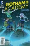Gotham Academy #4 Cover A Regular Karl Kerschl Cover
