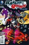 Harley Quinn Vol 2 #14 Cover B Variant Bruce Timm Flash 75th Anniversary Cover