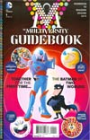 Multiversity Guidebook #1 Cover A Regular Rian Hughes Cover