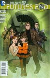New 52 Futures End #36