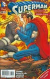 Superman Vol 4 #38 Cover C Combo Pack With Polybag (Limit 1 Per Customer)