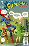 Superman Vol 4 #38 Cover B Variant Kevin Nowlan Flash 75th Anniversary Cover (Limit 1 Per Customer)