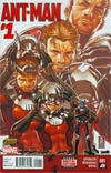Ant-Man #1 Cover A 1st Ptg Regular Mark Brooks Cover