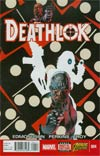 Deathlok Vol 5 #4 Cover A Regular Mike Perkins Cover