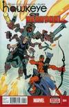 Hawkeye vs Deadpool #4 Cover A Regular James Harren Cover