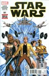 Star Wars Vol 4 #1 Cover A 1st Ptg Regular John Cassaday Cover