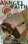 Angel And Faith Season 10 #10 Cover A Regular Scott Fischer Cover