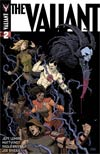 The Valiant #2 Cover A 1st Ptg Regular Paolo Rivera Cover