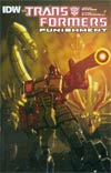 Transformers Punishment One Shot