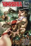 Vampirella Feary Tales #4 Cover A Regular Jay Anacleto Cover