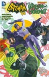 Batman 66 Meets The Green Hornet HC