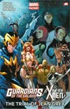 Guardians Of The Galaxy All-New X-Men Trial Of Jean Grey TP
