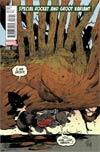 Hulk Vol 3 #8 Cover B Variant Rocket Raccoon & Groot Cover