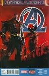 New Avengers Vol 3 #24 Cover C 2nd Ptg Gabriele Dell Otto Variant Cover